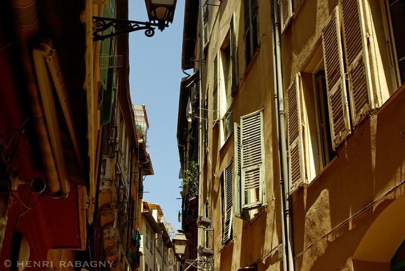 Nice, la vieille ville