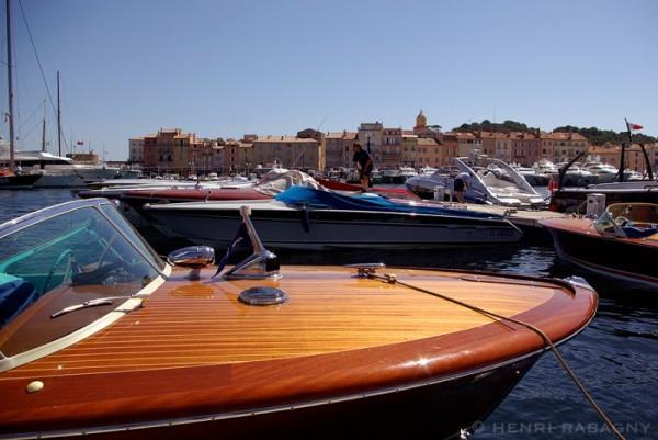 Saint-Tropez, le port