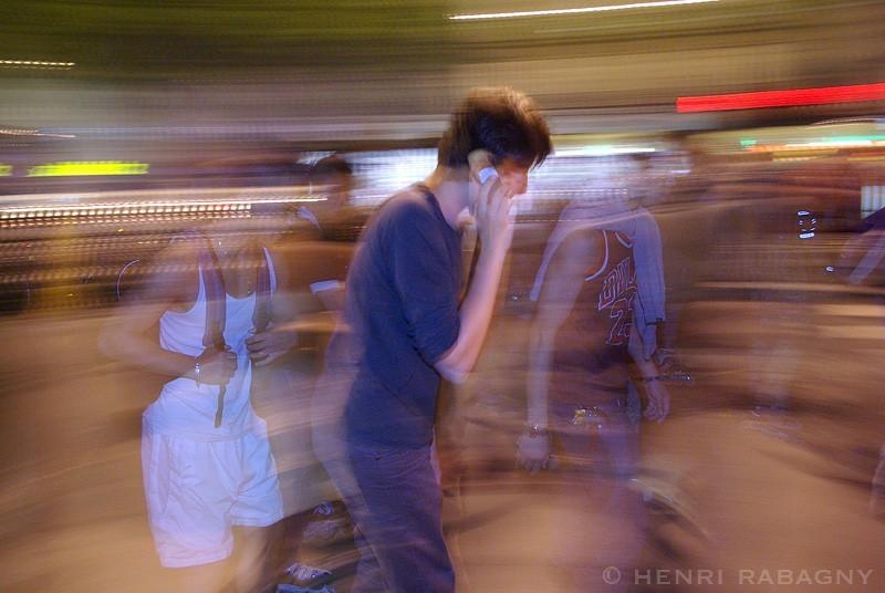 Rando roller du vendredi soir à Paris