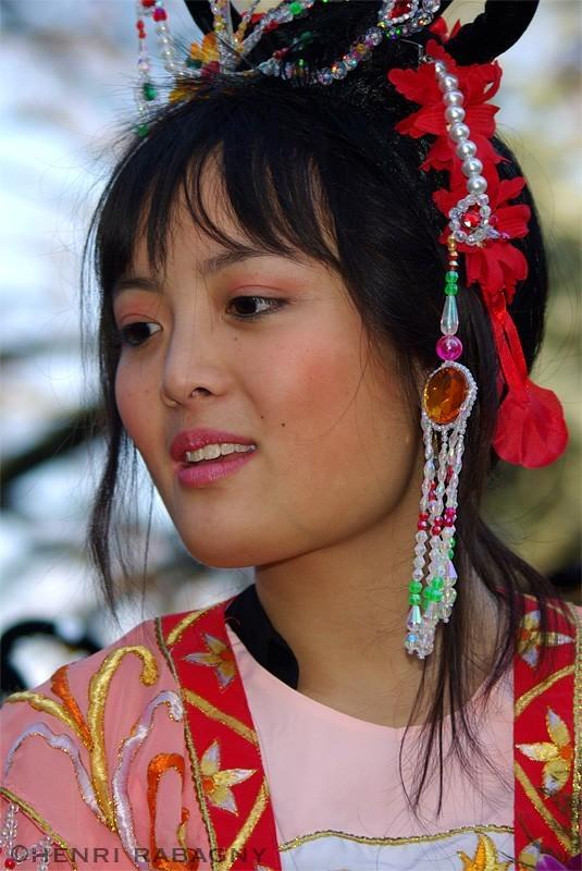 Parade du nouvel an chinois 2008