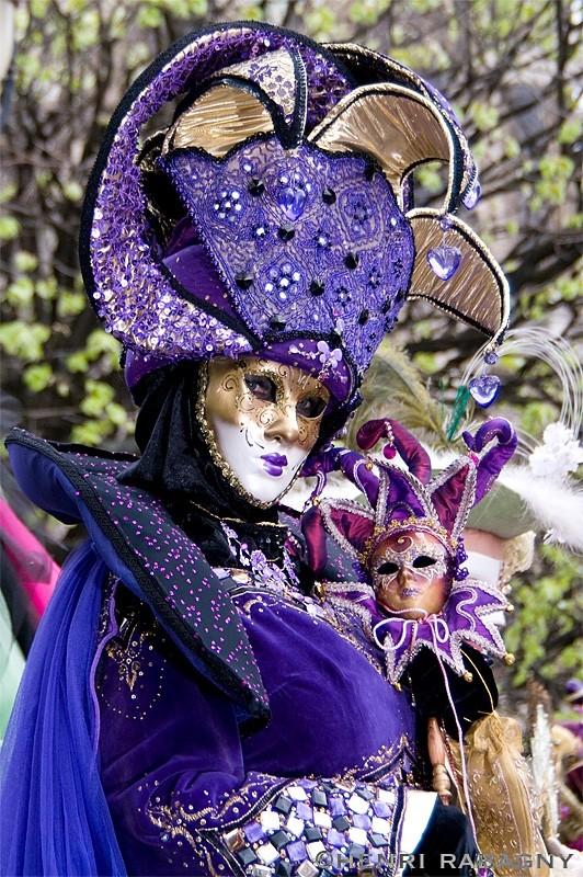 Carnaval Vénitien des Îles 2008 à Paris