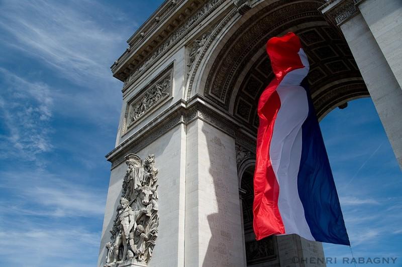 Arc de Triomphe, place de l'Etoile