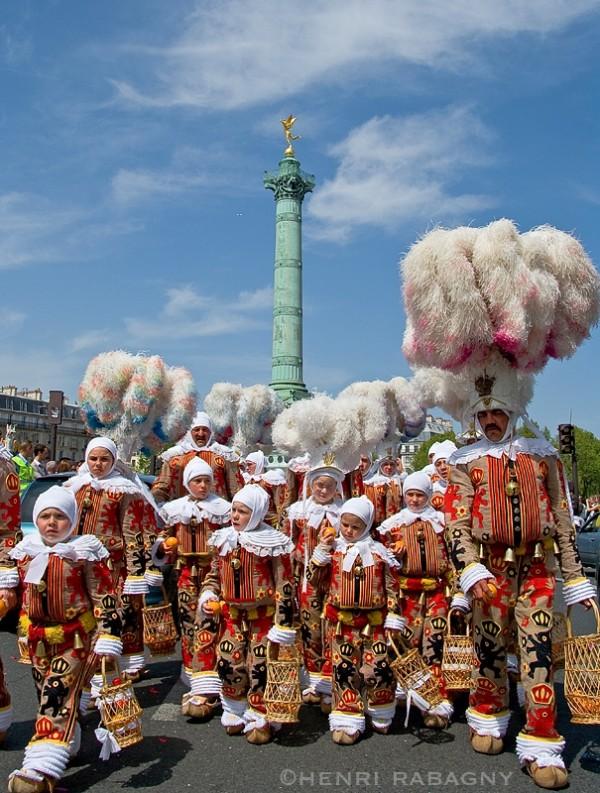 Carnaval de la Foire du Trône - mai 2008