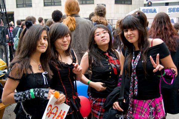 Epitanime convention 2008