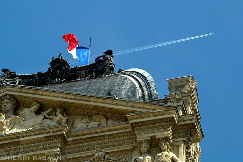 Le Louvre - Détail