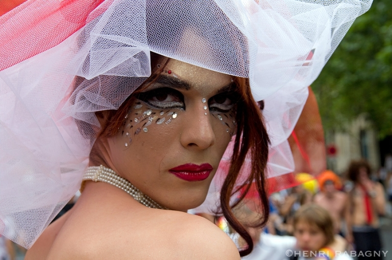 Gay Pride - Paris 2008