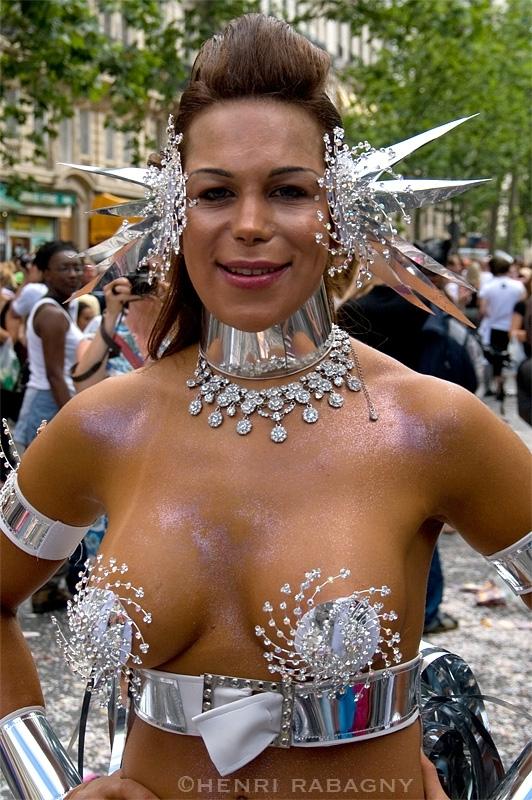 Gay Pride - Paris 2008