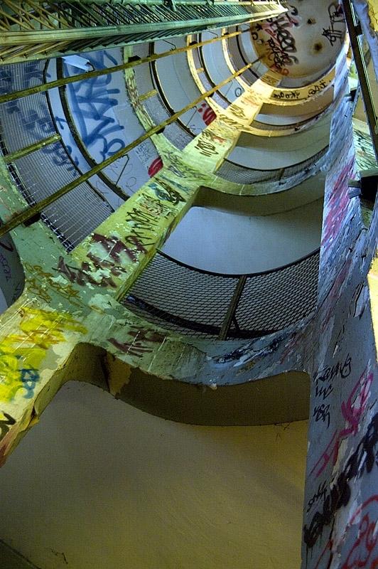 Escalier des Frigos