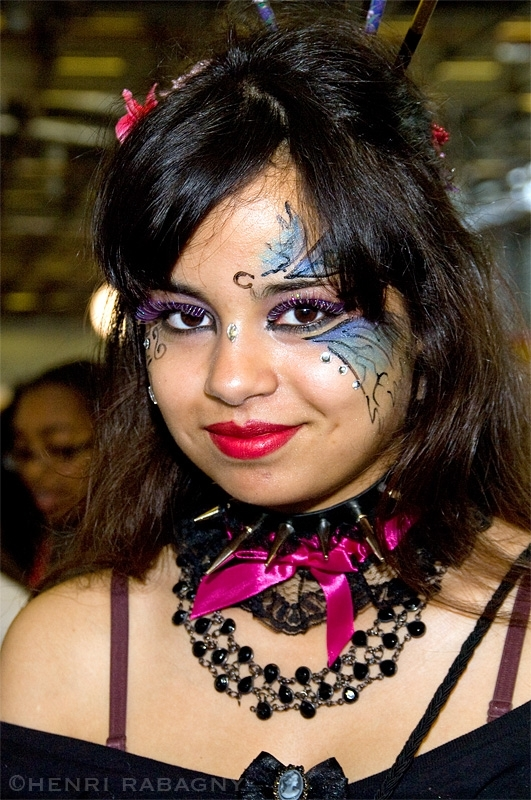 Japan Expo 2008, cosplay