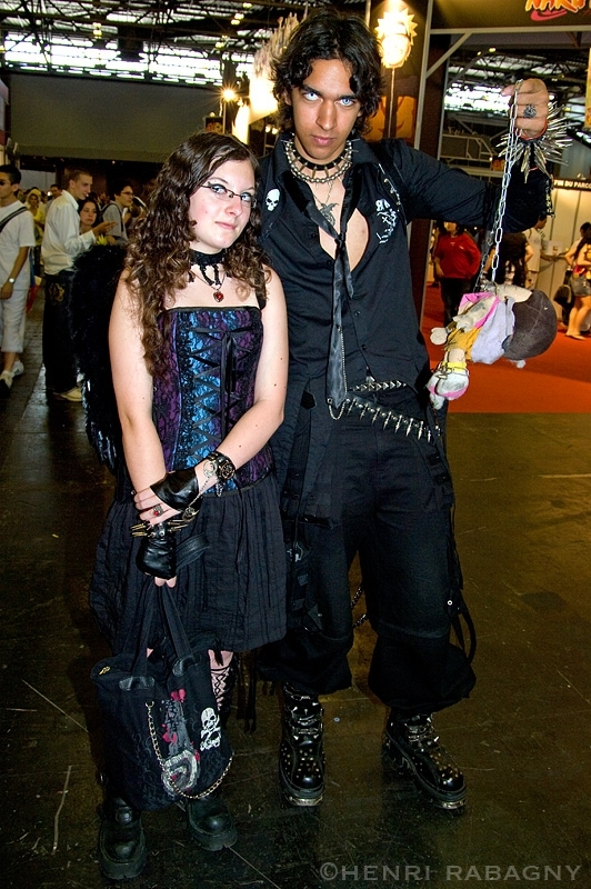 Japan Expo 2008, cosplay