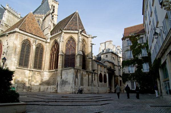 Eglise Saint-Gervais Saint-Prorais