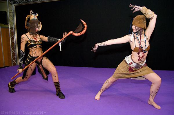 Chibi Japan Expo 2008 - Ritualistes