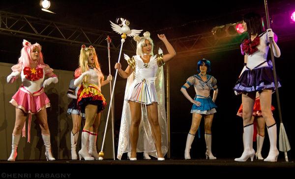 Chibi Japan Expo 2008 - Sailor Moon