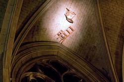 Nuit blanche 2008 à Paris, église Saint-Merri
