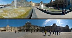 Le Louvre à 360°