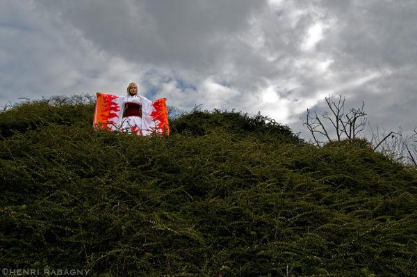 Séance photo Sakura Hime