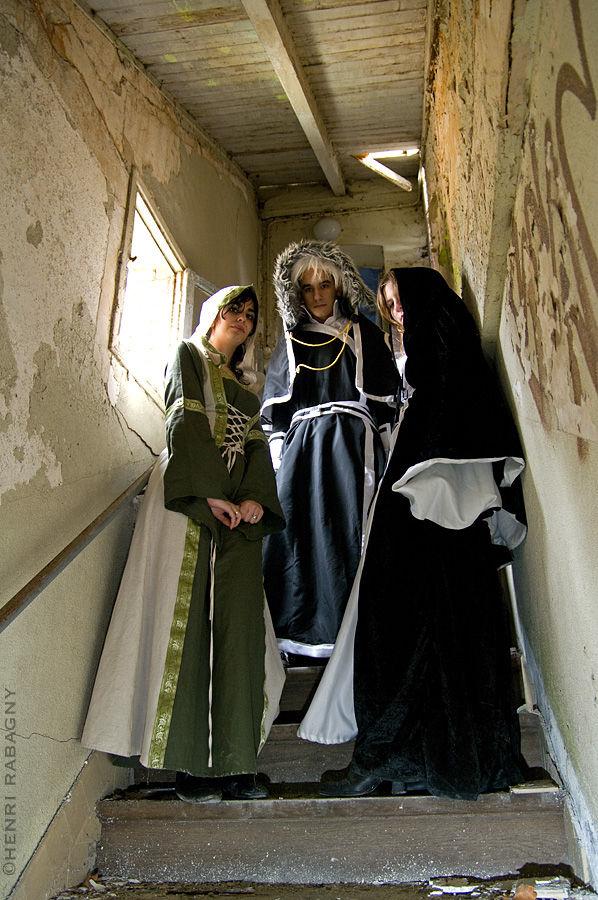 Séance photo Medieval Darkly et Witch Hunter