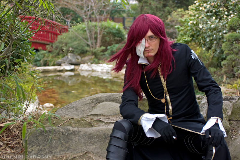 Séance D-Gray Man - Marian Cross
