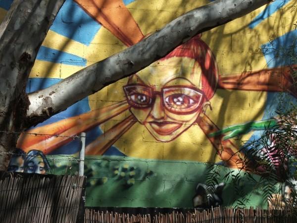 watching you - catching up with graffitti days