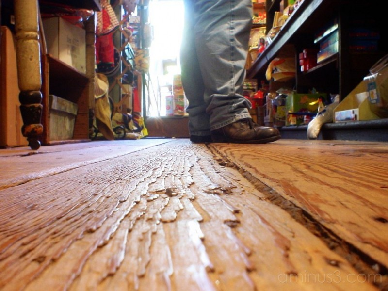 Vintage Floor