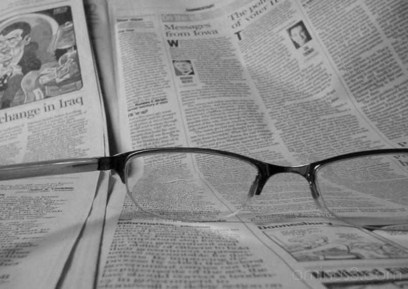 Paper & Glasses