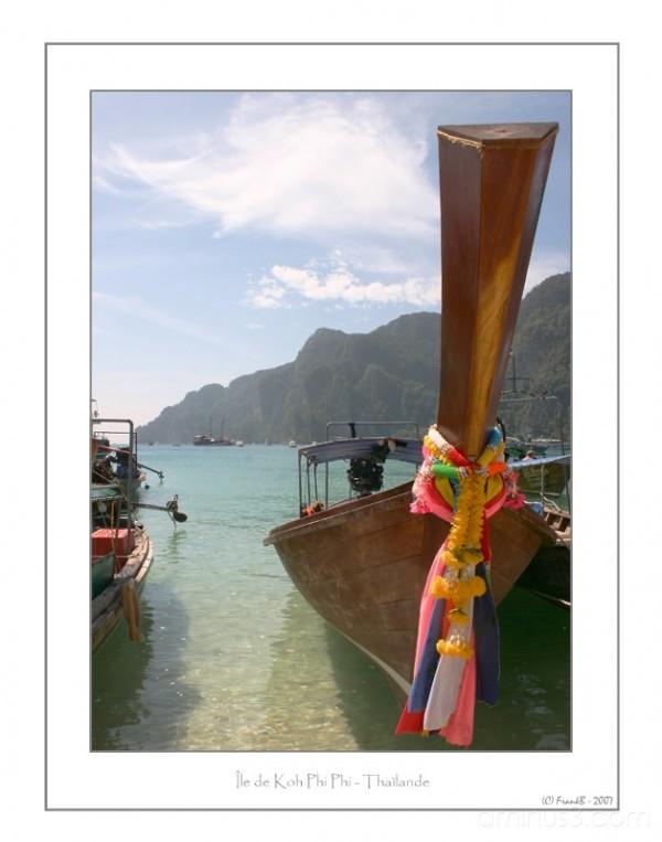 Koh Phi Phi - Thailnad - 2006