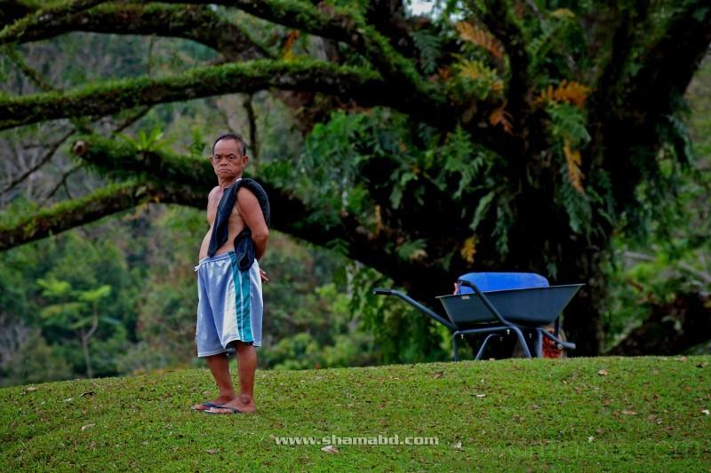 Malay from Tembeling
