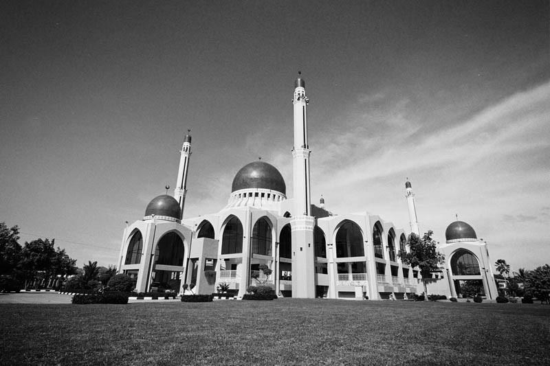 Mosque - Kubang Kerian, Kelantan - Malaysia
