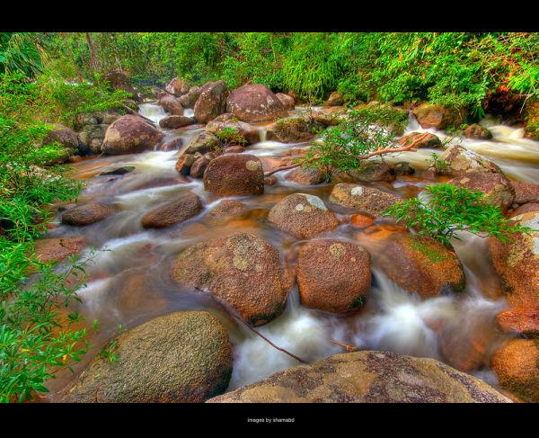 Waterdall HDR | Ulu Dong, Pahang, Malaysia