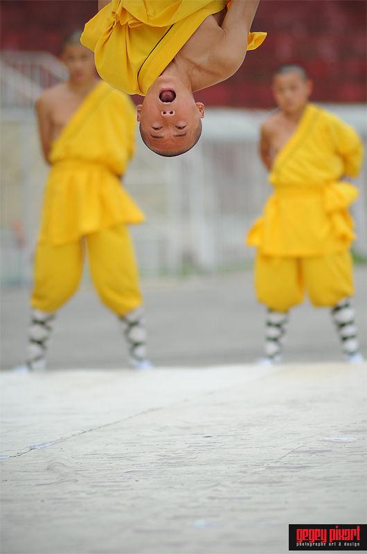 Shaolin boy