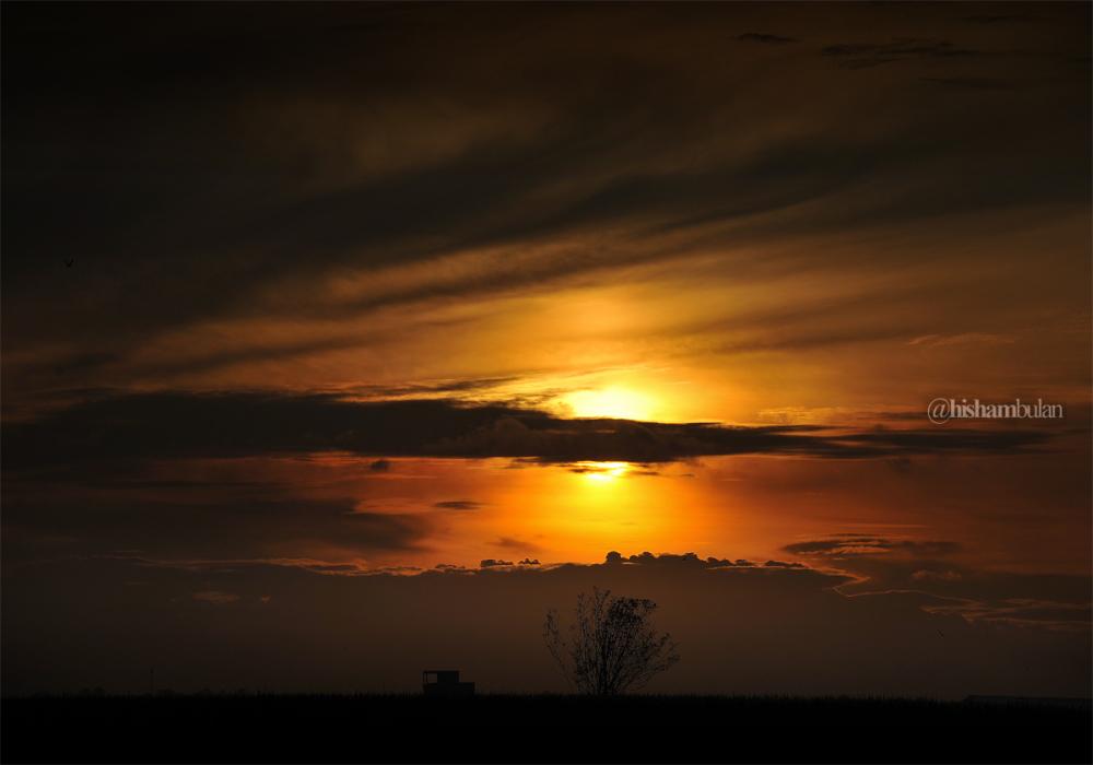sunrise sekinchan malaysia selangor