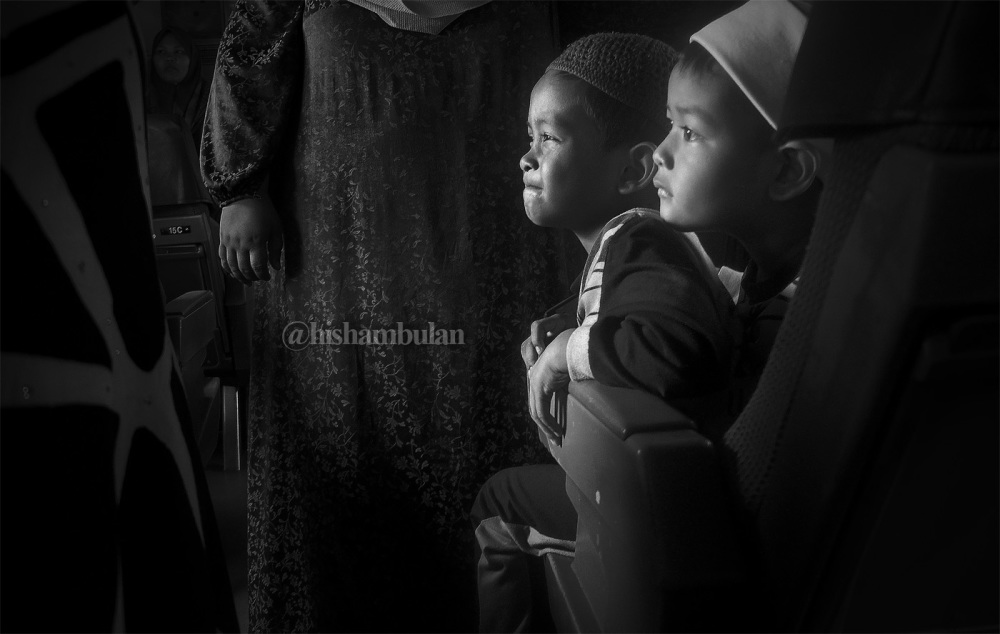 malaysia potrait potret kid kanak kanak