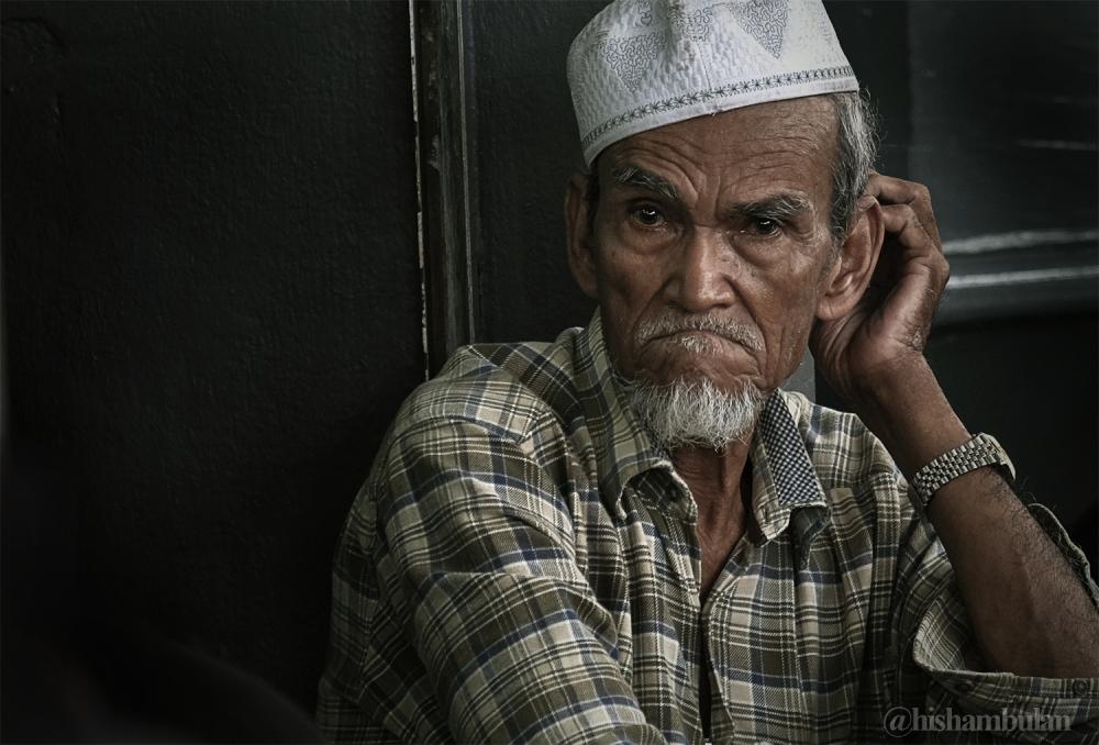 Old Man from Kelantan, Malaysia