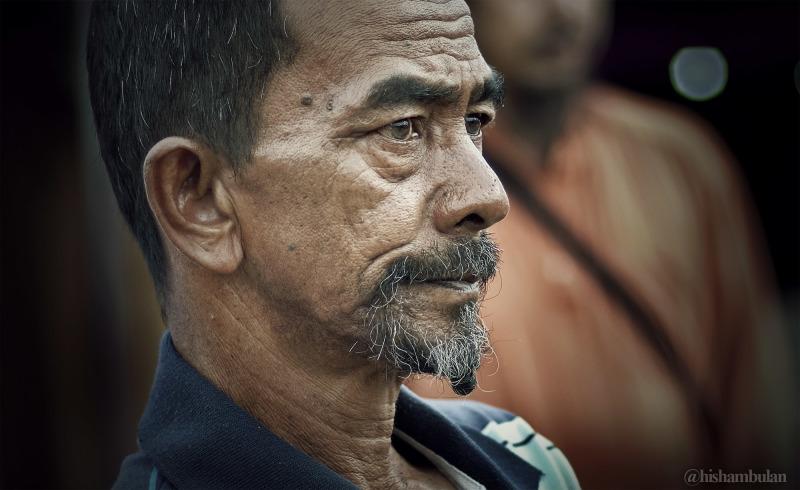 Potrait from Terengganu, Malaysia