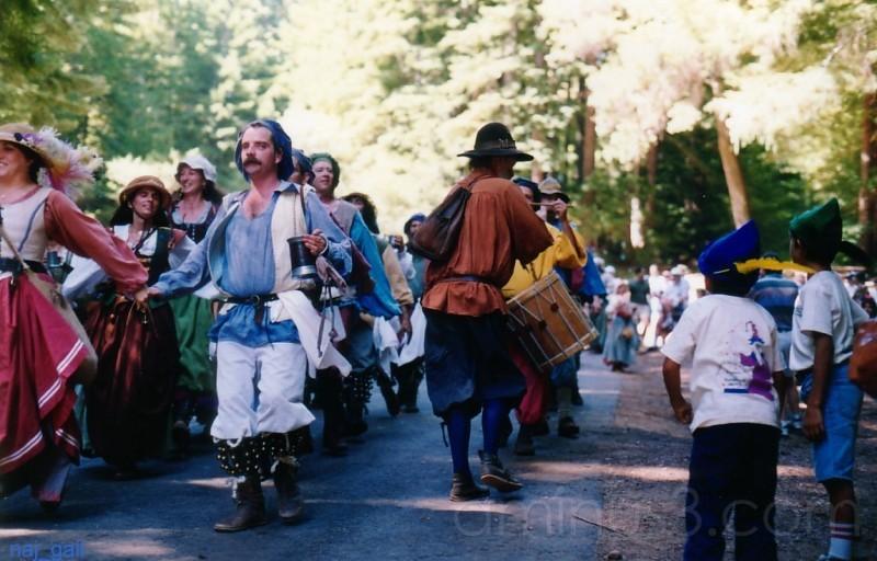 fiesta mediebal