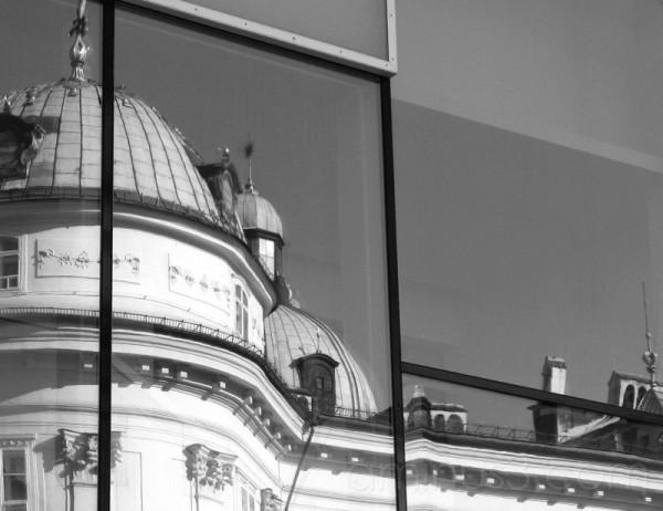 reflections / innsbruck II
