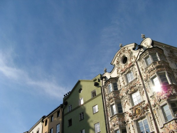 old town / innsbruck