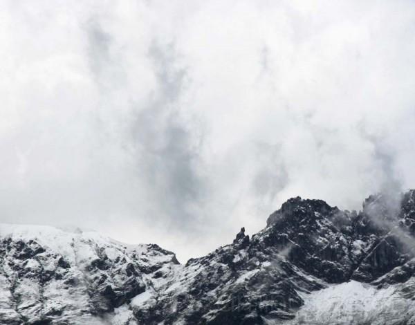 summer snow / nordkette / innsbruck
