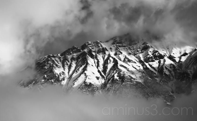 first snow / nordkette / innsbruck II