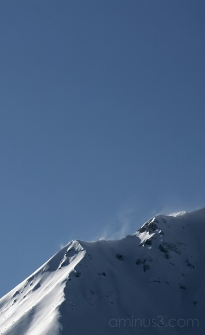last sunrays / nordkette / innsbruck