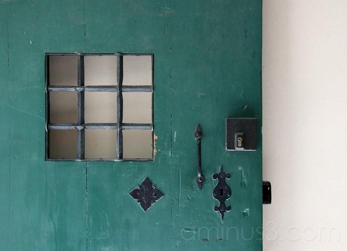 door / st. peter / salzburg
