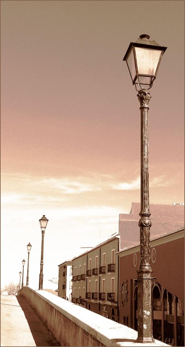 Lamp・posts