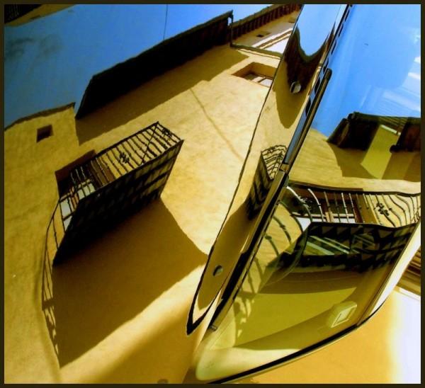 Reflection - Balconys