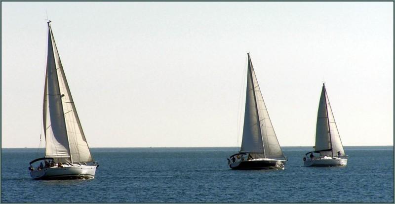 Sailing Boats Ⅱ