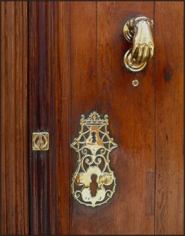 Spanish Antique Door