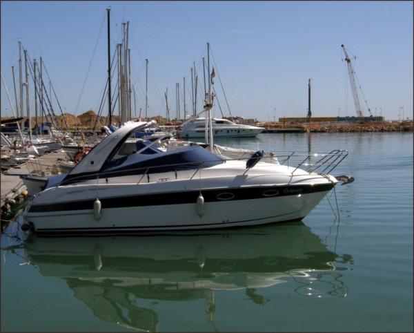 Yacht Harbor in Denia