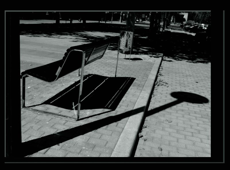 Bench - Shadow