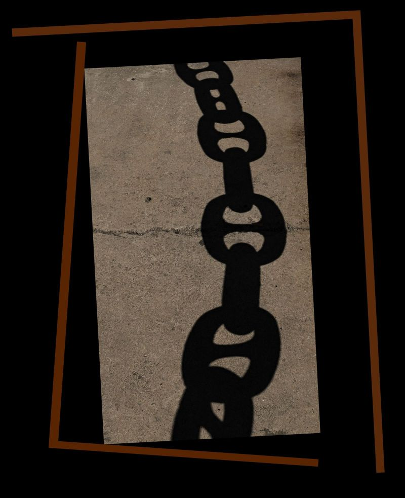 Shadow of The Iron Chain Fance