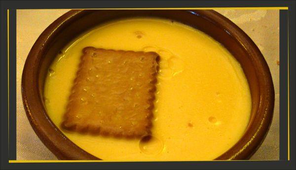 Natillas - Spanish pudding