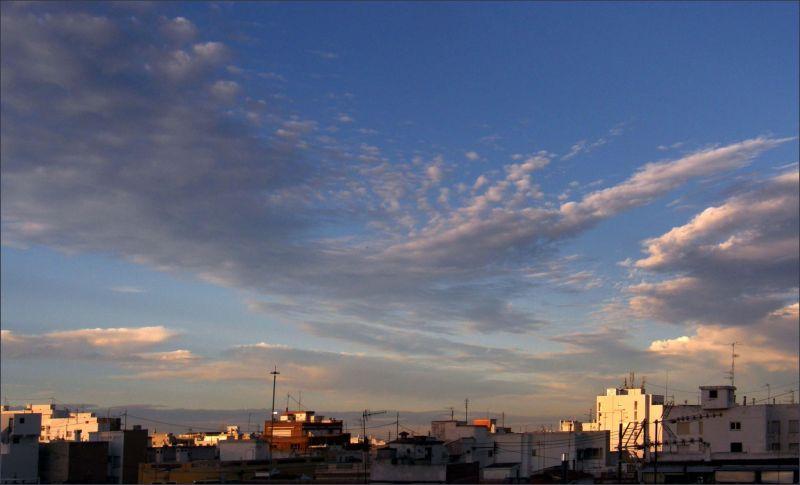 Evening Cumulus